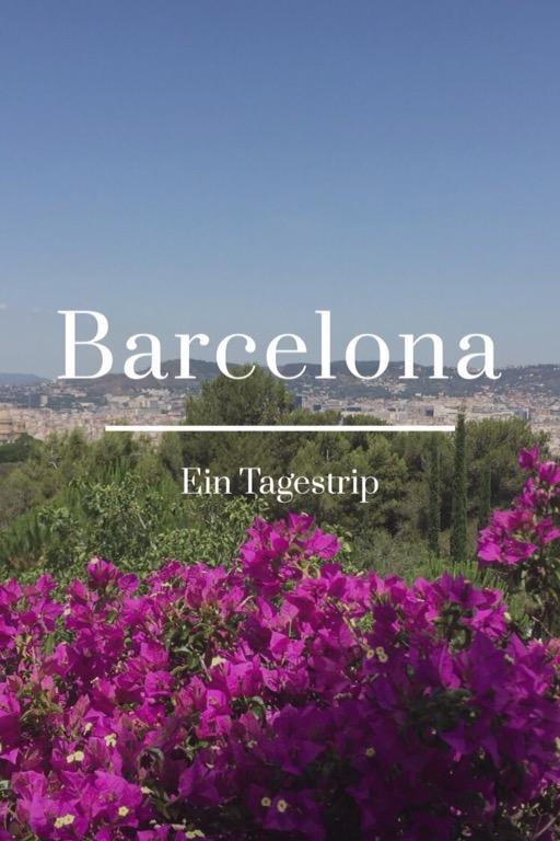 Barcelona- Ein Tagestrip in die katalanische Hauptstadt am Mittelmeer🏟🏖