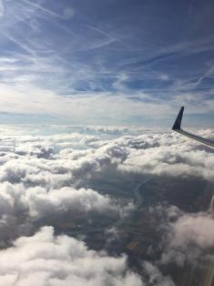 Über den Wolken - eine wunderschöne Welt für sich
